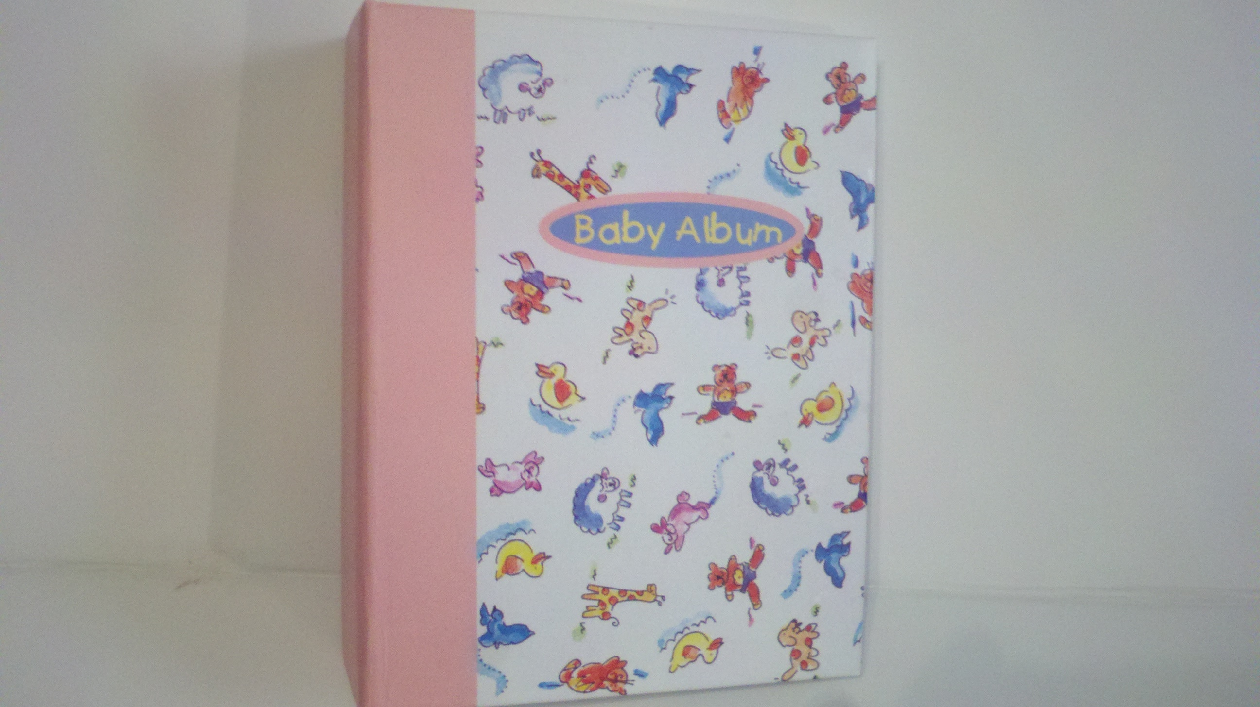 Mini baby picture album