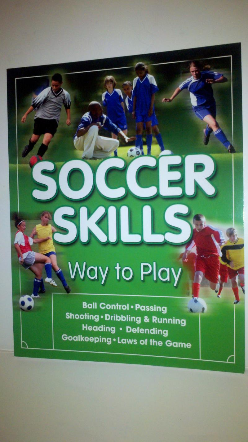 Soccer Skills/ way to play