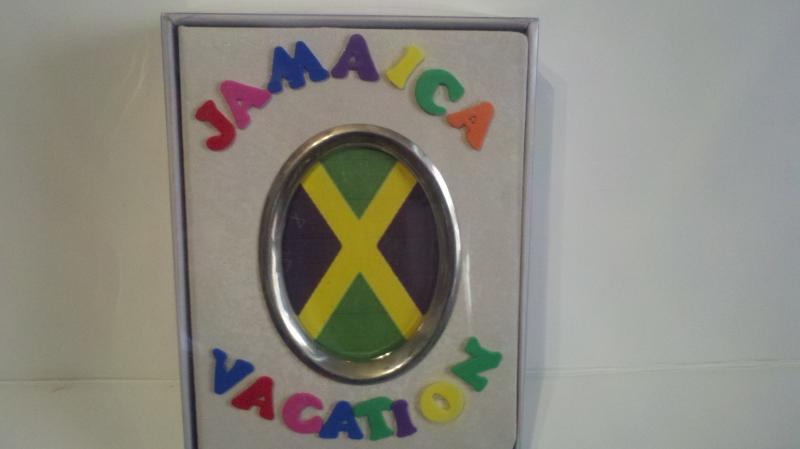 Jamaica vacation photo  album