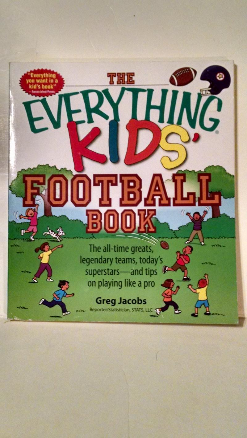 Everything Kids Football Book