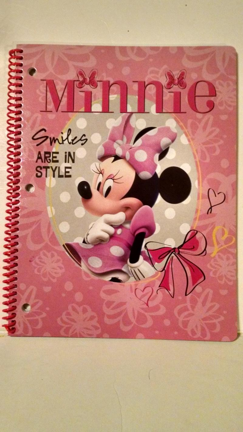 Minnie Disney Smiles are in Style