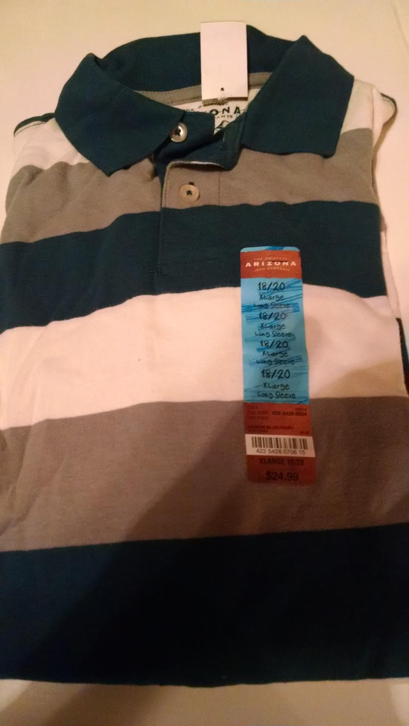 Original Arizona Xl long sleeve shirt
