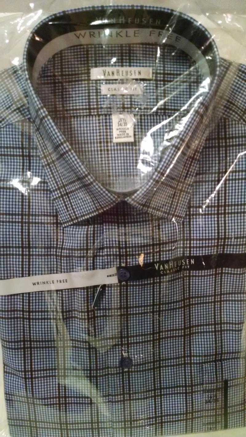 VanHeusen  classic fit dress shirt