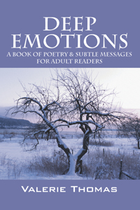 Deep Emotions book of poetry